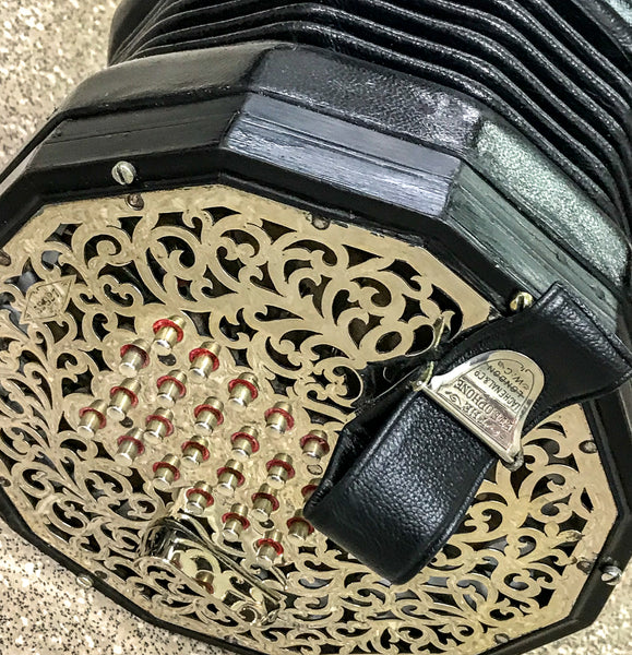 Lachenal Edeophone English Concertina - TheReedLounge.com
