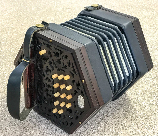 Lachenal 28 key C/G Anglo Concertina