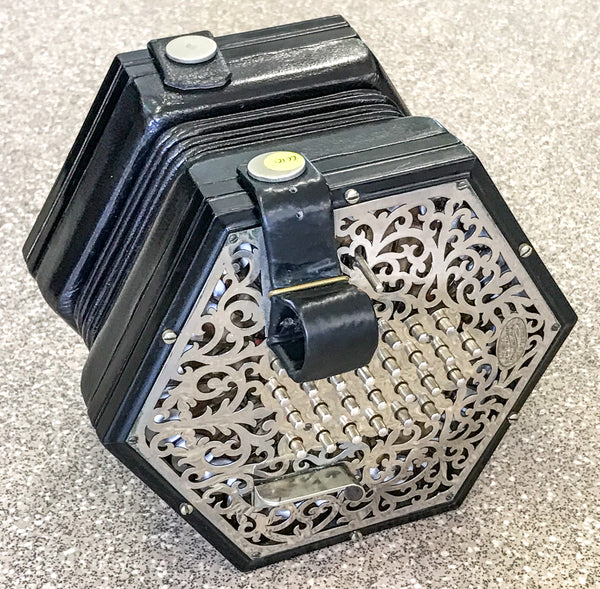Lachenal New Model 56 key English Concertina - TheReedLounge.com