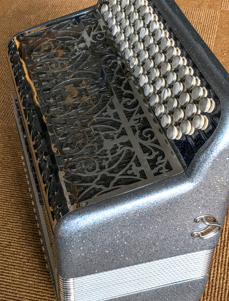 Maugein Export Chromatic Button Accordion - Second Hand - TheReedLounge.com