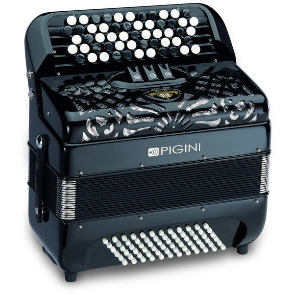 Pigini Preludio C30 72 Bass Chromatic Button Accordion - TheReedLounge.com