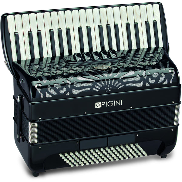 Pigini Preludio P75 96 bass piano accordion - TheReedLounge.com