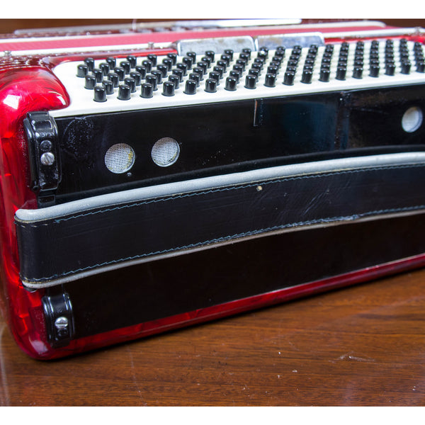Excelsior Jimmi Shand model B/C/C# British Chromatic Button Accordion - TheReedLounge.com