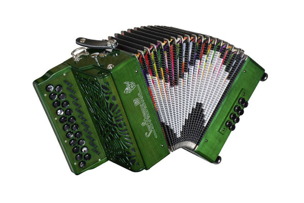 Saltarelle Aether 3 Button Accordion