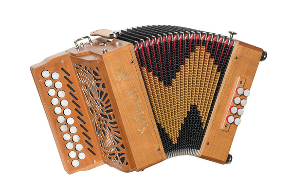 Saltarelle Aether 2 Button Accordion