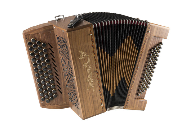 Saltarelle Chaville 2 voice Chromatic Accordion