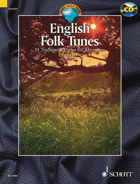 English Folk Tunes - 88 Traditional Pieces