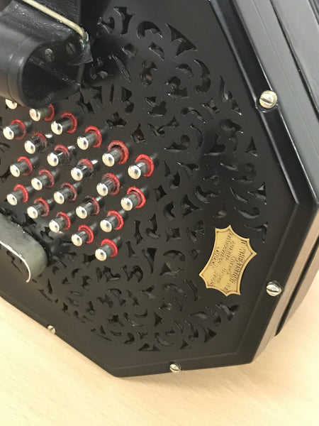 Wheatstone Aeola 44 key English Concertina