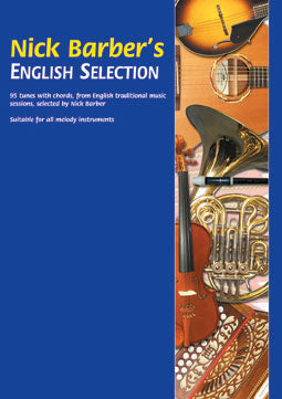 Nick Barber's English Selection - TheReedLounge.com