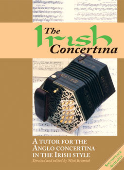 Irish Concertina Book : Mick Bramich - TheReedLounge.com