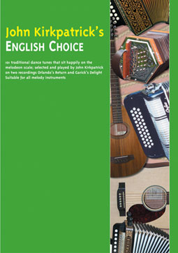 John Kirkpatrick's English Choice - TheReedLounge.com