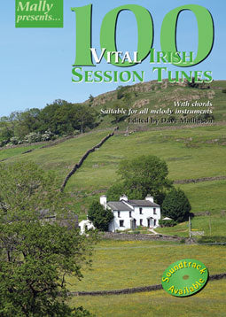 100 Vital Irish Session Tunes CD - TheReedLounge.com