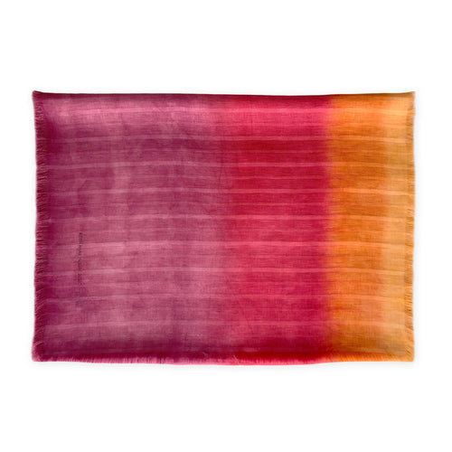 linen-scarf-hand-painted-70x200cm-pink-orange-otta-italy-2011
