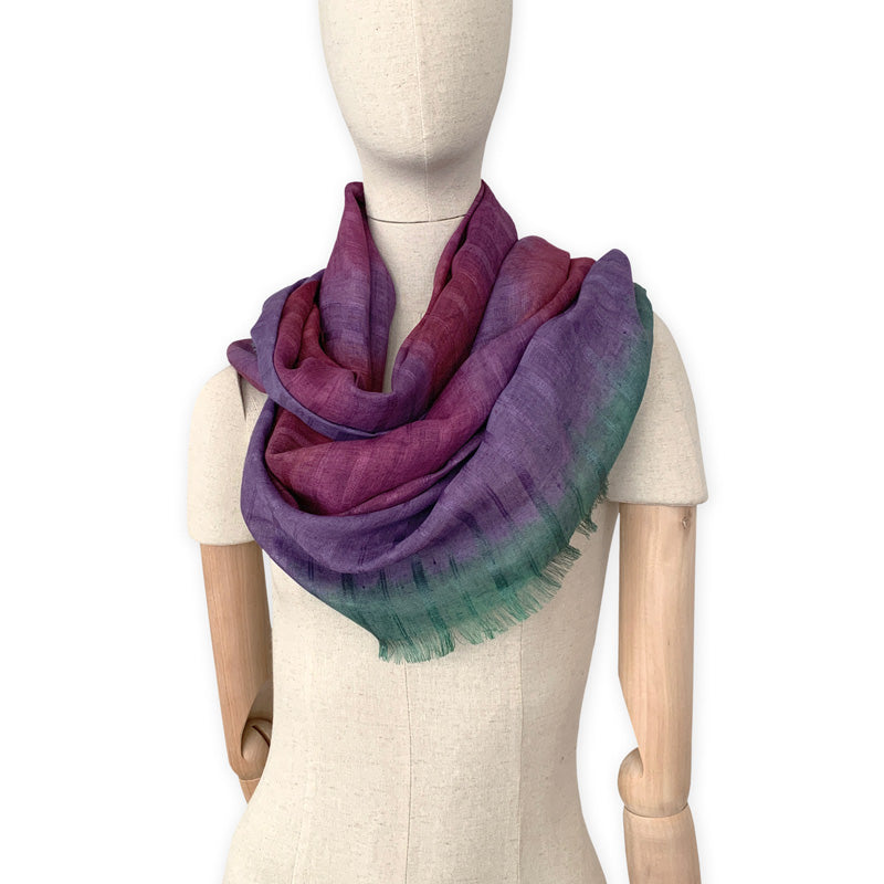 linen-scarf-hand-painted-70x200cm-violet-purple-otta-italy-2033