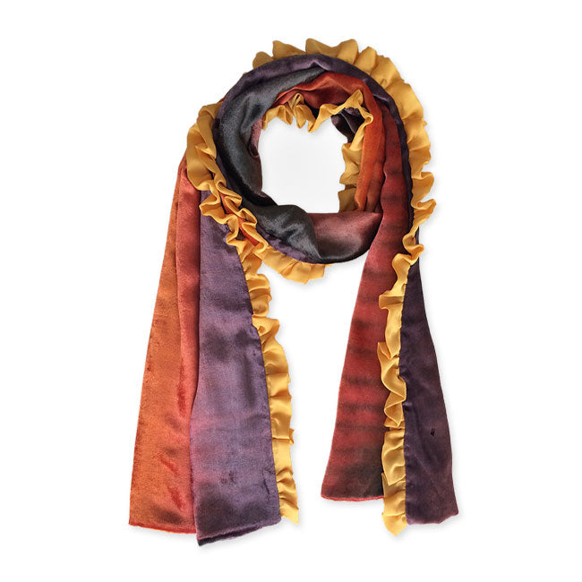 velvet-scarf-hand-painted-35x190cm-red-yellow-otta-italy-221
