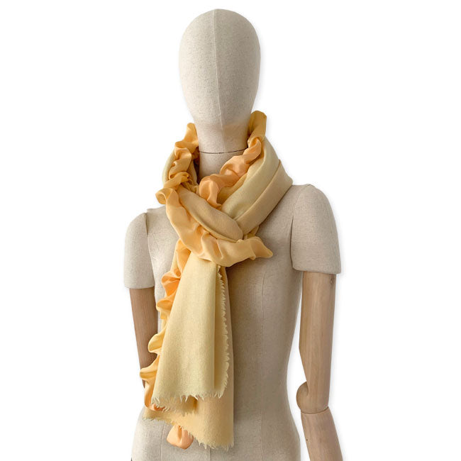wool-cashmere-scarf-hand-painted-60x215cm-yellow-otta-italy-253