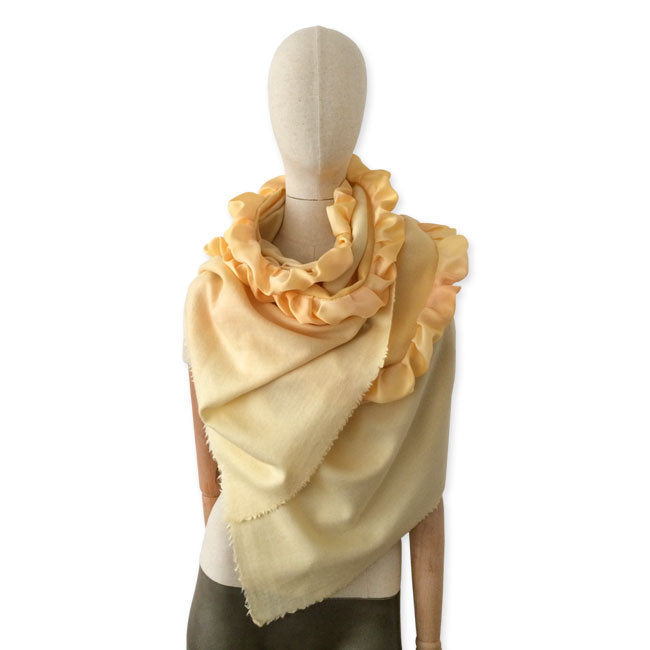 wool-cashmere-scarf-hand-painted-60x215cm-yellow-otta-italy-254