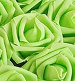 25pcs. Real Touch Foam Roses RT-025