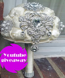 DIY Kit Deluxe Brooch Bouquet LUX-300