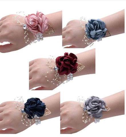 Wedding or Prom Wrist Corsage COR-005