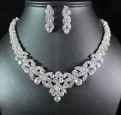 Bridal Prom Jewelry Set JEW-900A