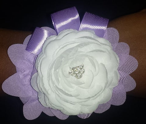 Wedding or Prom Wrist Corsage COR-001