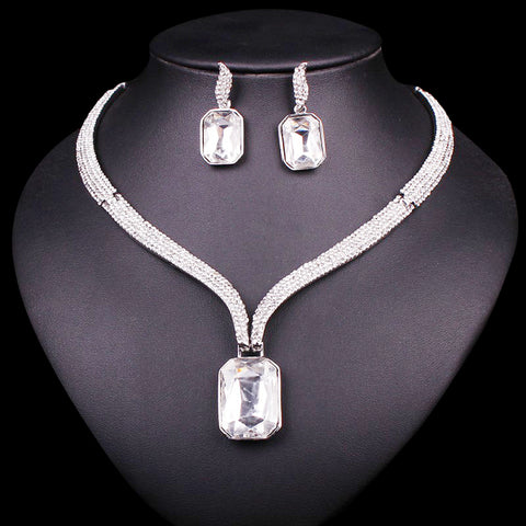 Bridal Prom Jewelry Set JEW-NNick2