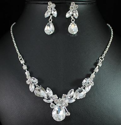 Bridal Prom Jewelry Set JEW-N13890