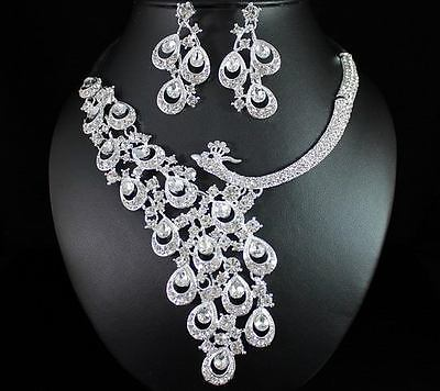 Bridal Prom Jewelry Set JEW-N13910