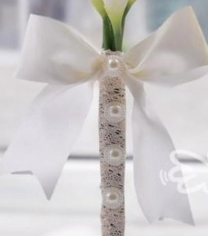 Satin Ribbon Bow