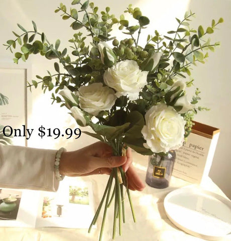SADA~ Special Value Bridal Bouquet Wedding Party Bridesmaids
