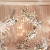 Diamond Flower Stand Wedding Decorations