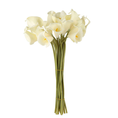 10pcs Real Touch Calla Lily RTL-010