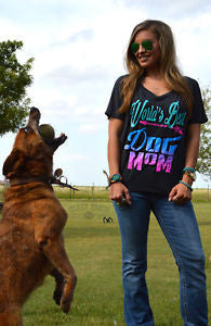 Crazy Train Clothing Dog Mom