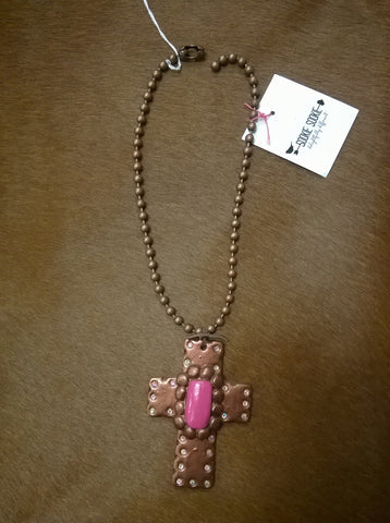 Sookie Sookie Cross Necklace
