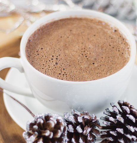 Raw Vegan Hot Chocolate