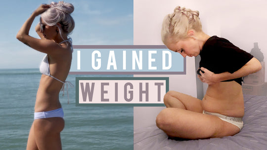 How To Love Yourself Through Weight Gain
