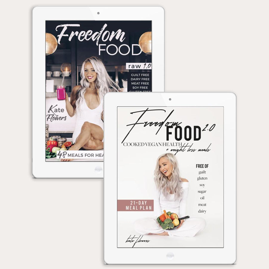 Shop Freedom Food Ebooks