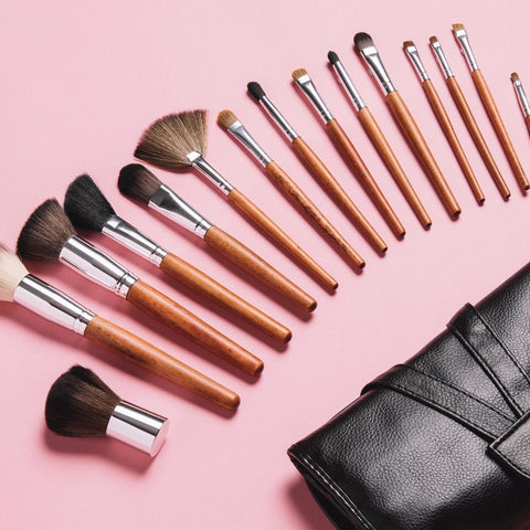 Vegan Cruelty Free Make Up Brushes