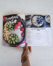 Load image into Gallery viewer, Printed Book Bundle | Freedom Food 1.0 + 2.0 + FREE smoothie ebook!