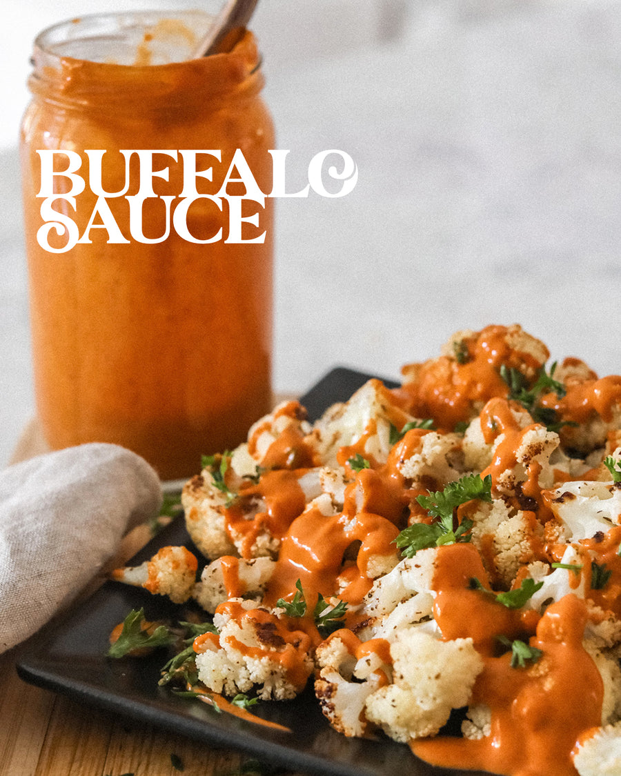 Sauce Queen | 48 easy vegan + gluten-free sauce recipes