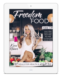 Freedom Food 1.0 - Raw Vegan Weight Loss