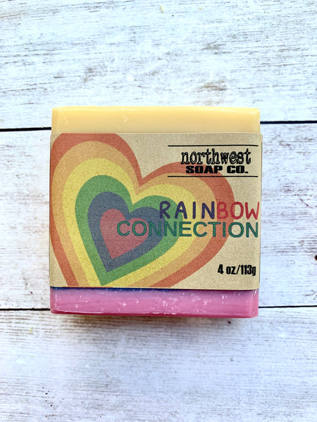 Rainbow Connection Limited Edition Bar Soap