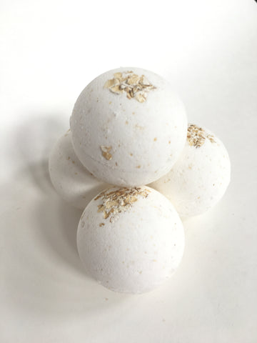 Oatmeal Milk and Honey Bath Fizzy