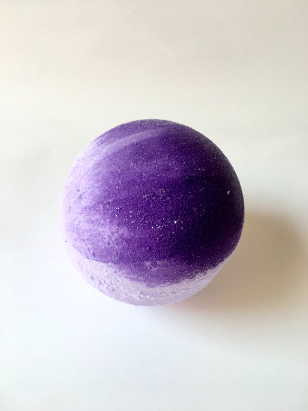 Lilac Foaming Bath Fizzy