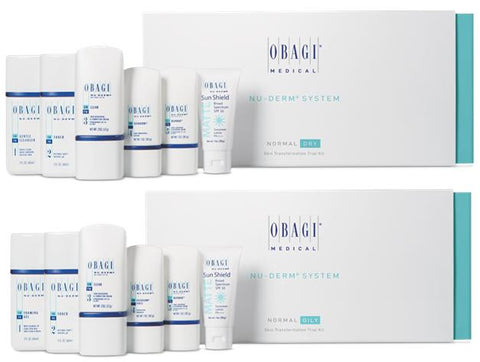 Obagi - Nu-Derm® Travel Kit - Normal/Oily - Obagi, Skin Care - Skin Care, SkinRX4Less - SkinRX4Less