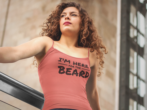 Lady Beard Lover Tank