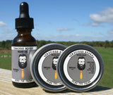 Imperial-Citrus Beard Oil & Balm Set