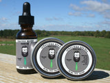 Valiant-Mint Beard Oil & Balm Set
