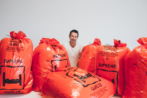 Supreme Quilts Owner Shane